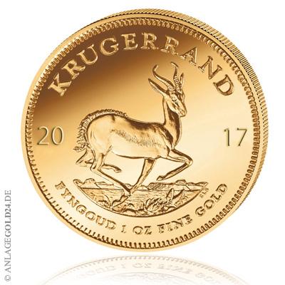Krügerrand Gold kaufen