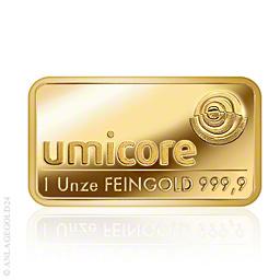 Gold jetzt kaufen könnte sich lohnen - meint die ABN AMRO
