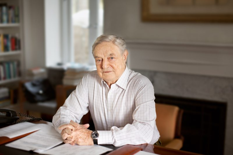 George Soros, Milliardär und genialer Anleger