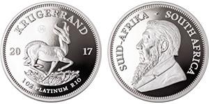 1,1 Millionen Krügerrand Goldmünzen verkauft – zukünftig keine Platinmünzen aus Südafrika