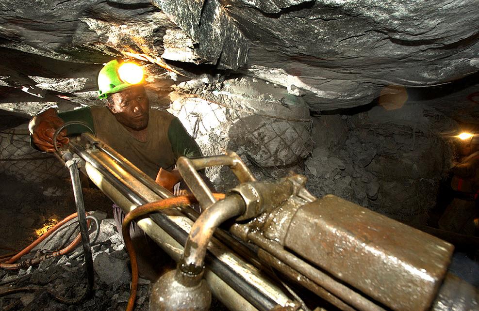 Goldpreis zu niedrig für Goldminen