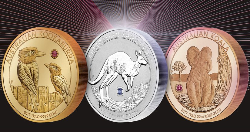 1,2 Millionen Unzen Silber aus Australien verkauft – Perth Mint auf Erfolgskurs