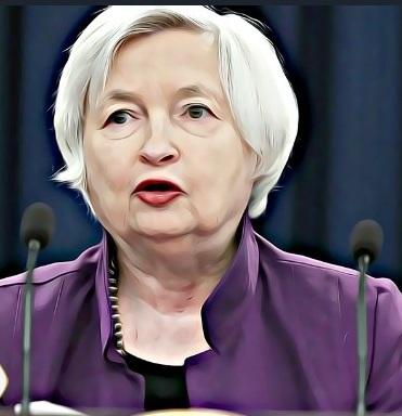 FED Chefin Janes Yellen hatte keine Wahl: Zinsen bleiben unten - gut für Gold