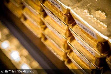 1236 Tonnen deutsches Gold bleiben in USA – Bundesbank schließt Umverteilung ab