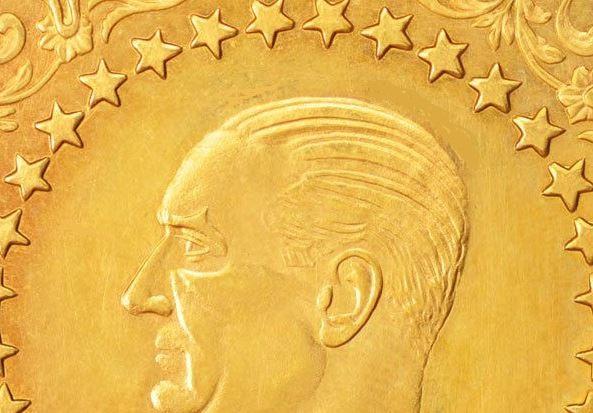 Türkei will das Gold der Bevölkerung einsammeln und Papiere dafür aushändigen