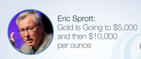 Geht der Goldpreis wirklich auf 5000$ oder 10.000$ ?