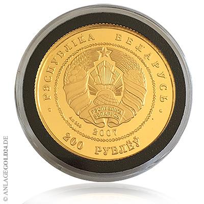 Russland Gold Rubel
