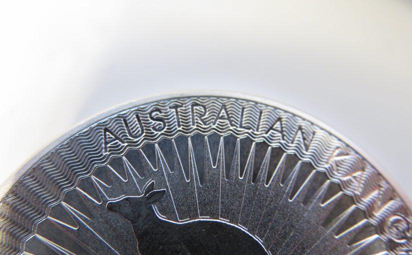 Känguru 2018 Silbermünze – wo ist das Sicherheits-Feature?