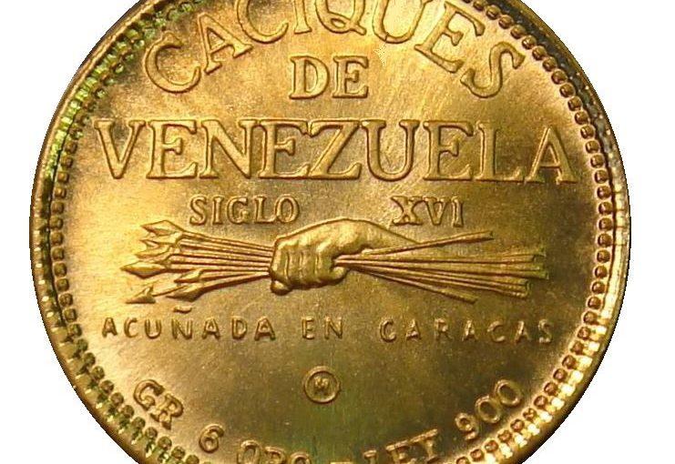 Venezuela verleiht Gold an Deutsche Bank