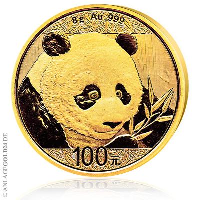 Goldpanda 2018 China