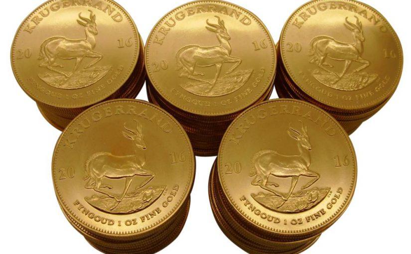 Krügerrand Goldmünzen: Von 40.000 auf 1 Million Stück pro Jahr