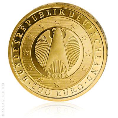 BMF legt Goldpreis für 2018 fest