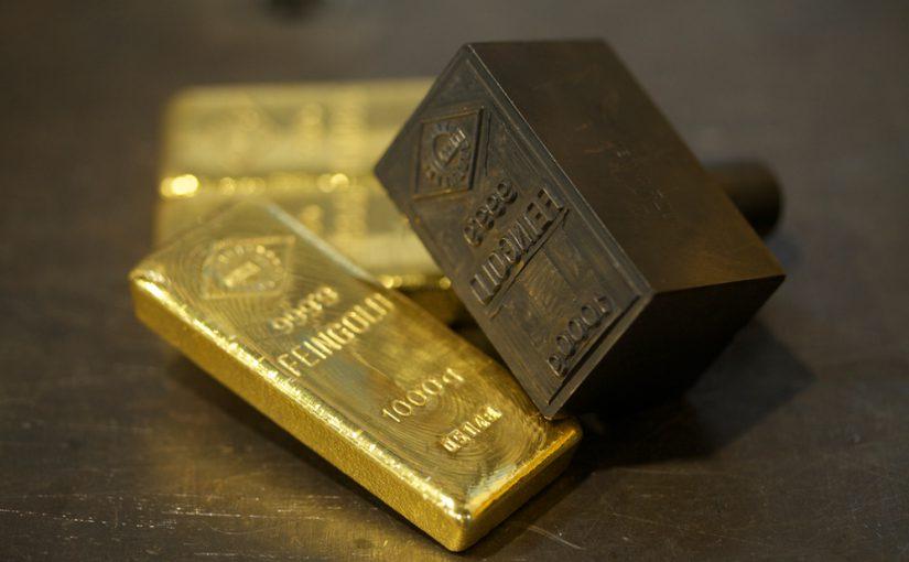 Institutionelle Anleger kauften 2017 auch massiv Gold