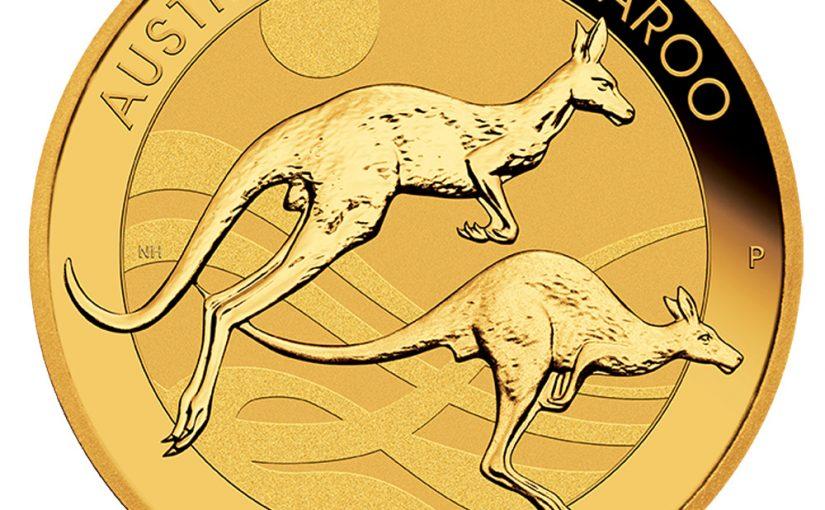 Perth Mint verkauft im April 2018 deutlich mehr Goldmünzen als im Vorjahr