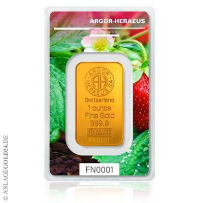 Gold als sicherer Hafen stark gefragt