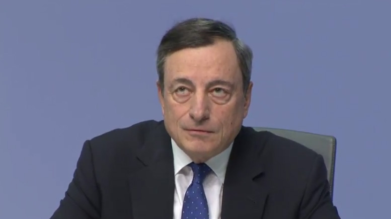 EZB Zins Draghi Gold
