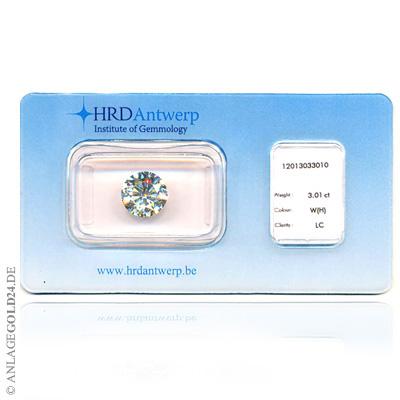 Diamanten kaufen in Deutschland einfach möglich