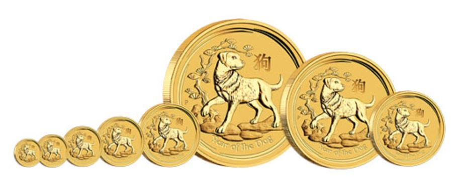 Perth Mint 2018 Neue Münzen Vorgestellt Hund Kookaburra Känguru