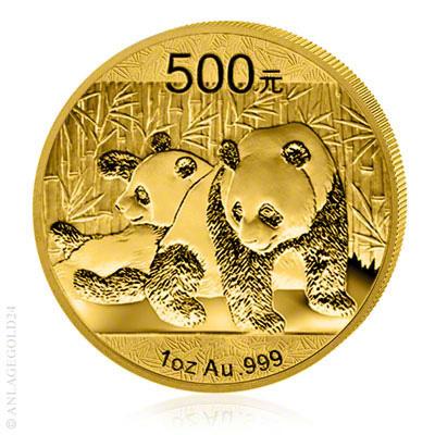 Chinesen kaufen Gold wie wild