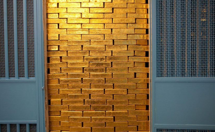 Gold: Anleger pumpen monatlich 700 Millionen Dollar in Gold-ETFs