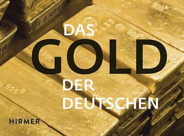 Bundesbank gibt Buch über das Gold der Deutschen heraus