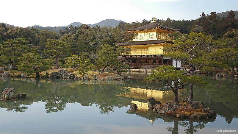 kyoto-goldener-pavillon-japan