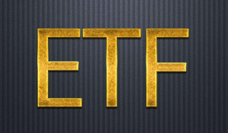 ETFs kaufen auch in 2019 Gold