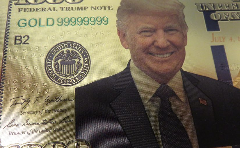 Gold Dollar Trump Türkei
