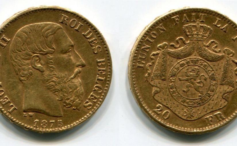 Abriss-Team findet in französischem Haus 600 historische Goldmünzen