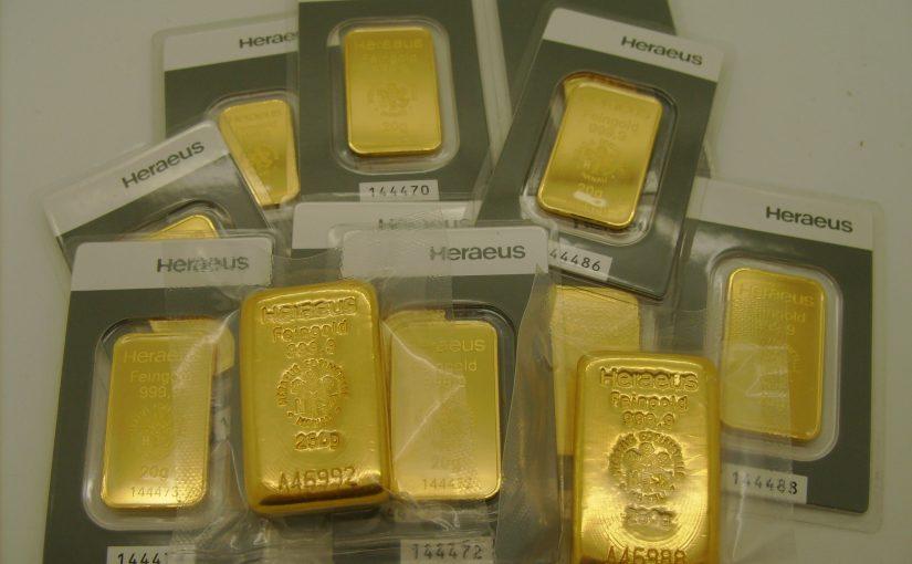 Gold und Geld für mehr als 400.000 Euro von Sparkassenmitarbeiter unterschlagen?