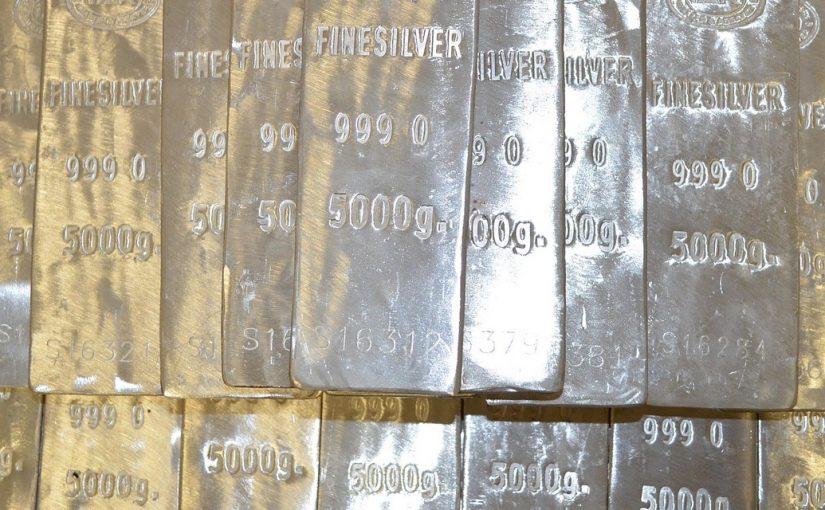 Warum der Silberpreis nochmal auf 50 Dollar/Unze gehen könnte