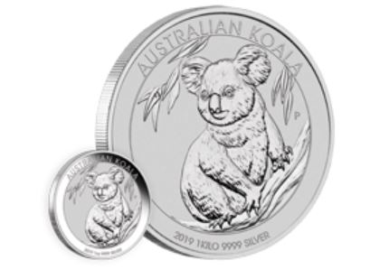 2019-koala-silber-muenzen-perth-mint