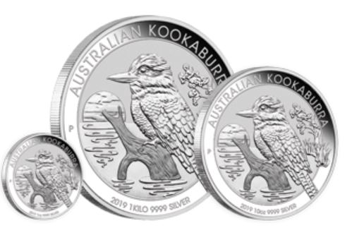 Perth Mint stellt Münzprogramm 2019 vor: Kookaburra, Schwein, Känguru und Koala