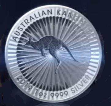 Känguru 2019 Silber