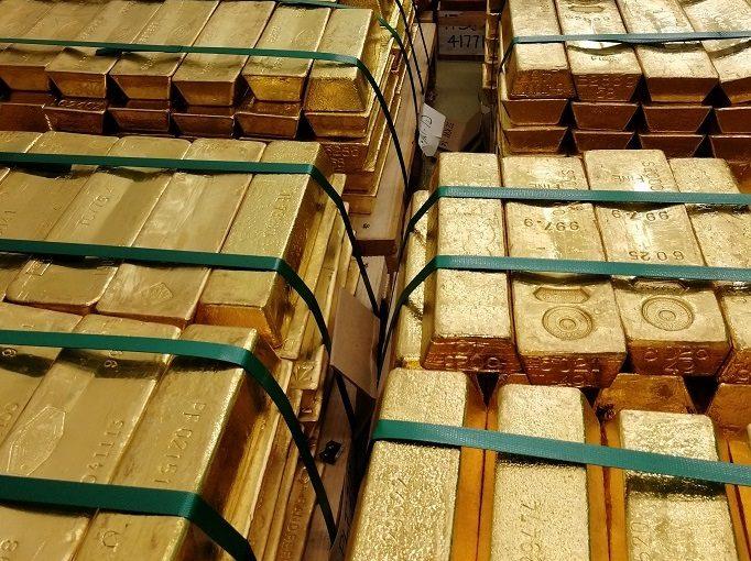 Zentralbanken kaufen 145 Tonnen Gold im ersten Quartal 2019