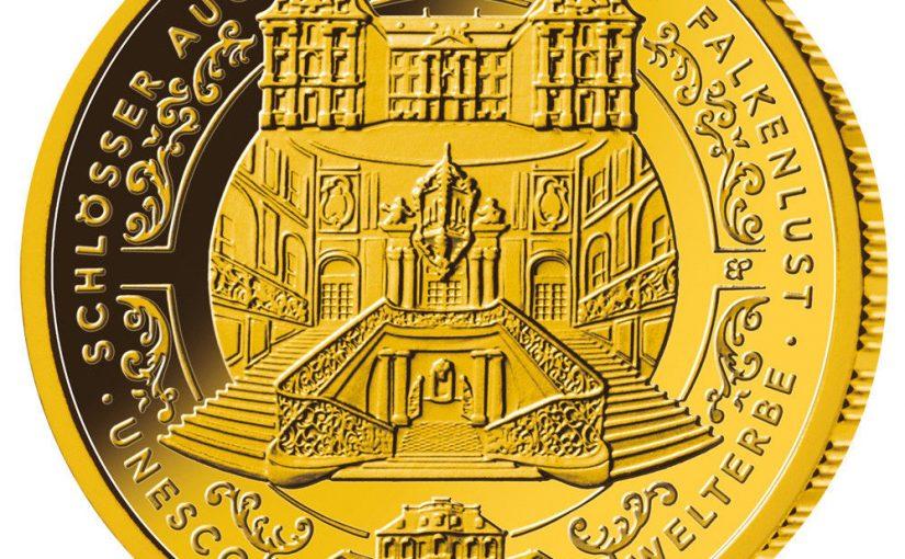 100 Euro Goldmünze Augustusburg 2018 erfreut sich starker Nachfrage