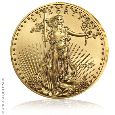Gold Morgan Stanley Eagle