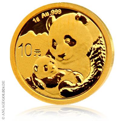 Panda Gold 2019
