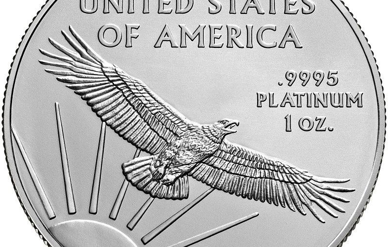 Platin Eagles 2019 bei der Münzprägestätte ausverkauft