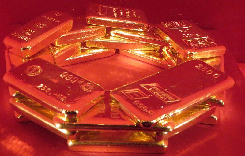 Steht der Goldpreis vor einem Ausbruch nach oben?