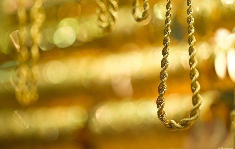 Die Hälfte des Goldes braucht der Schmuckhandel