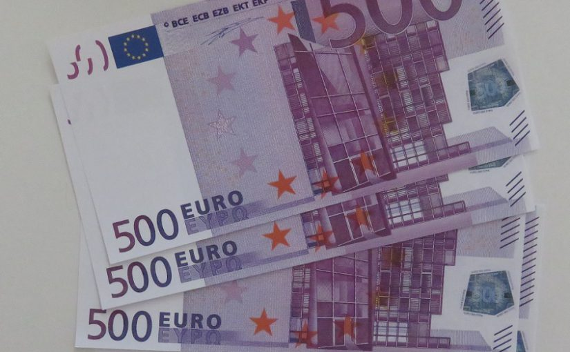Bundeskabinett hat heute Bargeldgrenze von 2000 Euro beschlossen