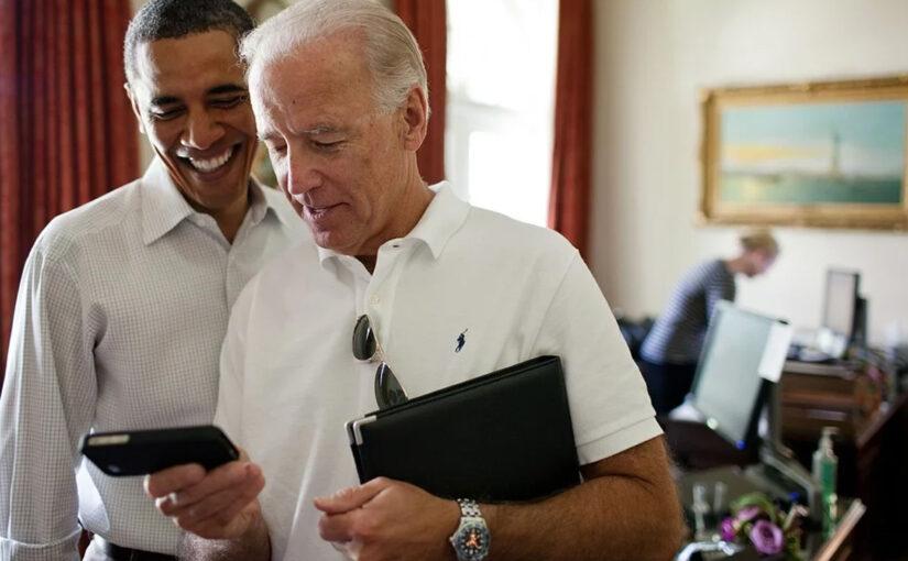 Joe Biden gewinnt Präsidentschaftswahl in den USA